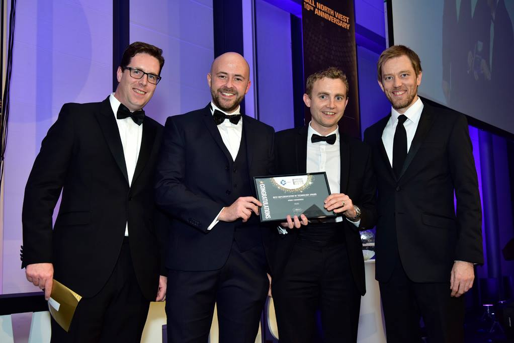 Call Centre North West Awards 2015