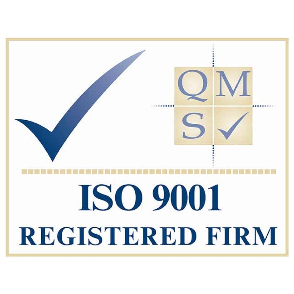 audio marketing company ISO 9001
